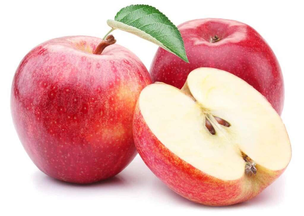benefits of apple explained in hindi
