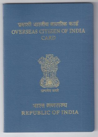 overseas citizenship explained in hindi