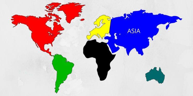 Photo of एशिया महाद्वीप में कितने देश हैं? सभी देशों के नाम और क्षेत्रफल क्या हैं?