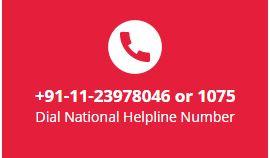 coronavirus helpline number INDIA