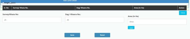 PM kisan yojana online application step 4