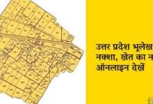 Bhu Naksha UP Hindi