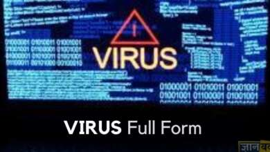 Virus Full Form Hindi