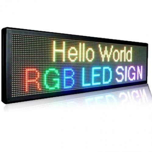 LED Full Form: LED Display